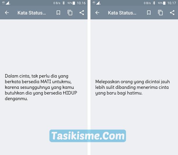 status whatsapp untuk pacar